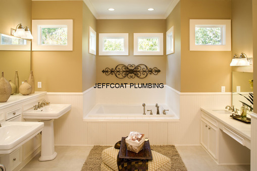 Jeffcoat Plumbing bathroom